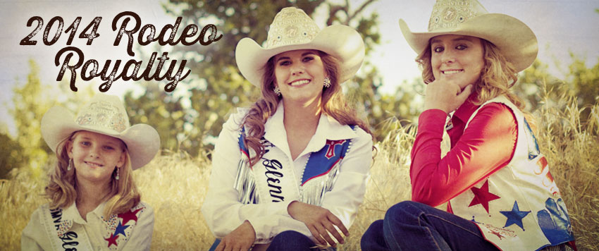 2014 Miss Glennville Rodeo Royalty