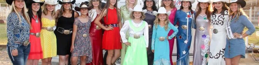 Miss Glennville Rodeo Queen Speech and Modeling Brunch