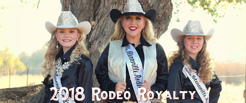 2018 Rodeo Royalty