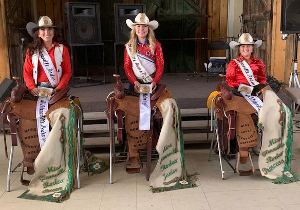 2019 Glennville Rodeo Royalty