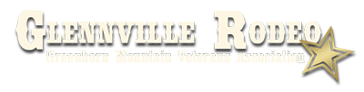 Glennville Rodeo logo